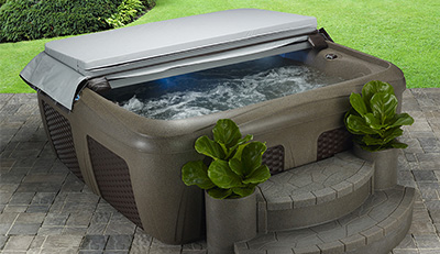 What are Plug And Play Hot Tubs