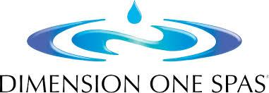 Dimension One Spas Brand Logo