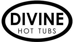 Divine Hot Tub Logo