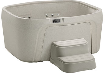 Entry level Hot Tubs