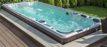 Catalina 21' In-Ground Pool
