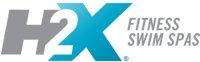 H2x Swim Spa Logo