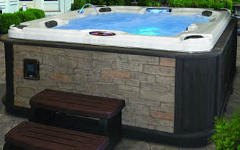 Hot Tub Water Care System