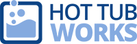 Hot Tub Works brand logo