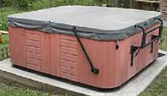Hot tubs required new spa covers