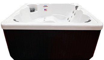 Hudson Bay 19-Jet Plug and Play Hot Tub