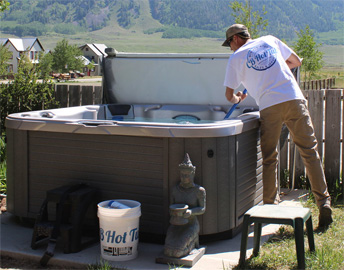 Optimizing Your Hot Tub In The Winter
