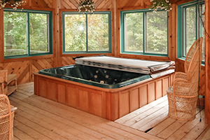 Pros and Cons of Indoor Hot Tubs
