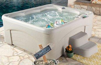 Rotomolded Hot Tub