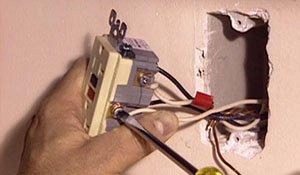 Wiring a GFCI