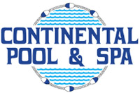 Continental Pool and Spa Logo