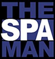 The Spa Man Of Colorado Logo