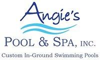 Angie's Pool & Spa logo