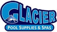 Glacier Pool Supplies and Spas logo
