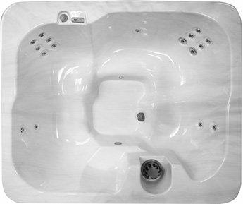 Granite Fiberglass Pools and Spas