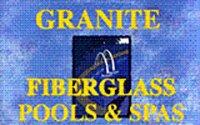 Granite Fiberglass Pools and Spas logo