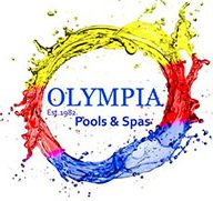 Olympic Pools and Spas logo