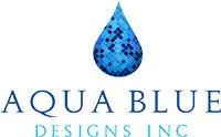 Aqua Blue Designs logo