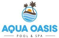 Aqua Oasis Pool and Spa logo