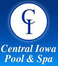 Central Iowa Pool and Spa logo