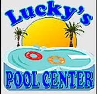 Lucky's Pool Center logo