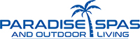 Paradise Spas and Outdoor Living logo