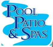 Pool Patio and Spa logo