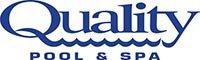Quality Pool and Spa logo