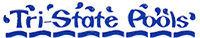 Tri-State Pools and Spas logo