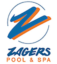 Zagers Pool & Supply logo